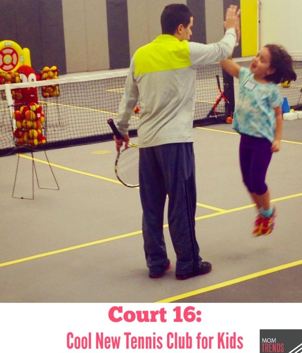 Court 16 Tennis