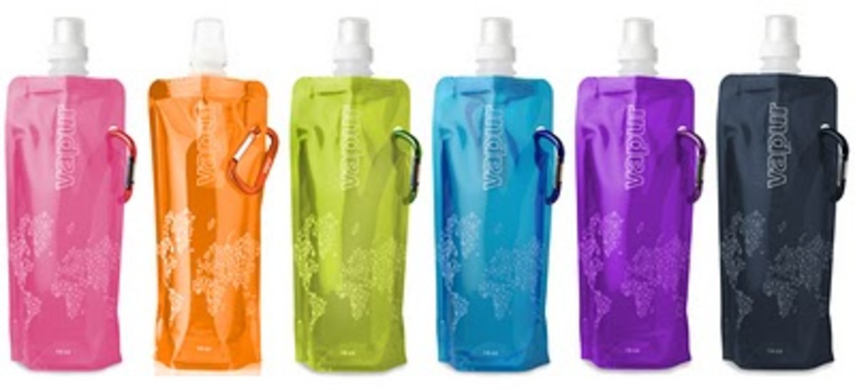 Vapur Flexible Anti Bottle BPA free