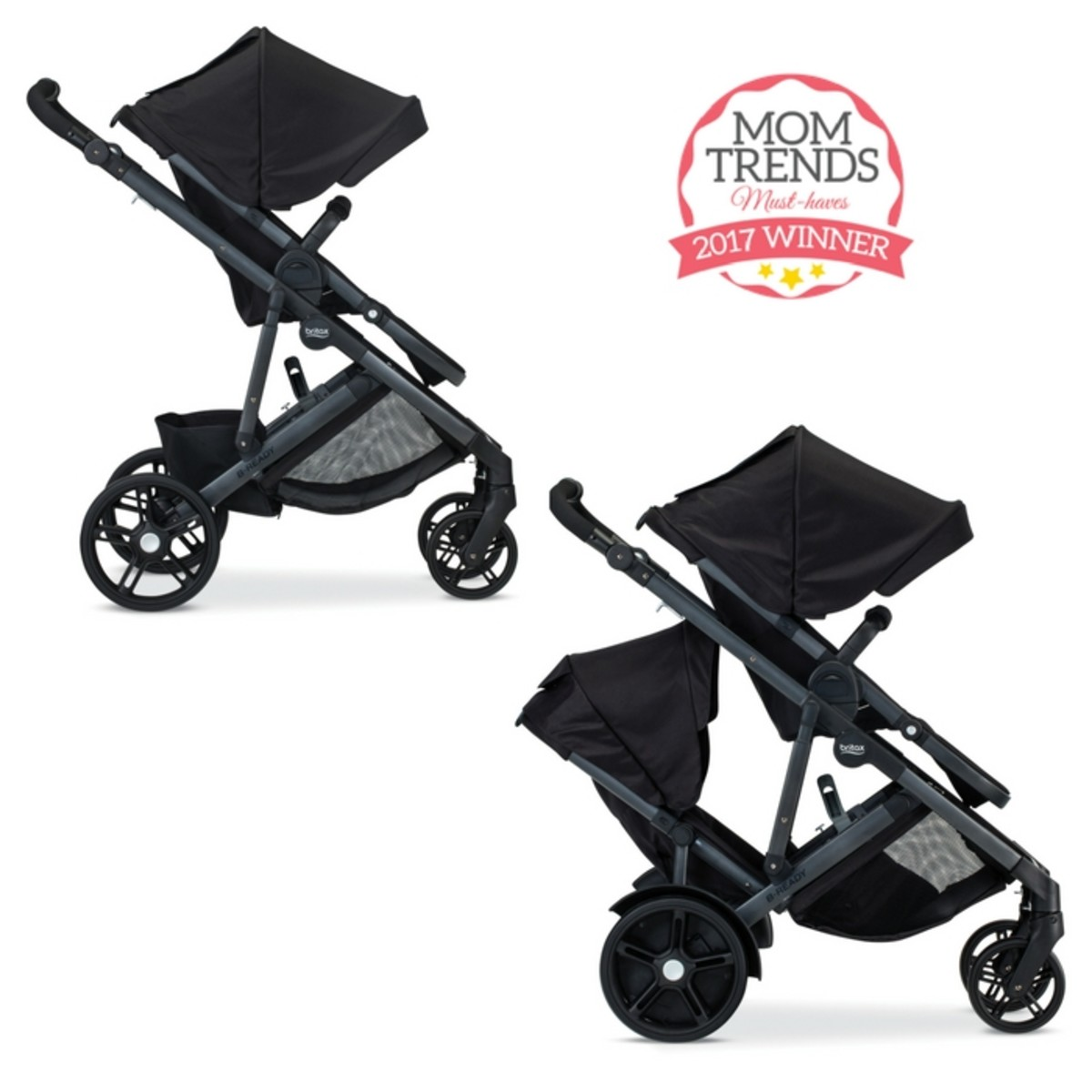Momtrends Must-Have Britax B-Ready