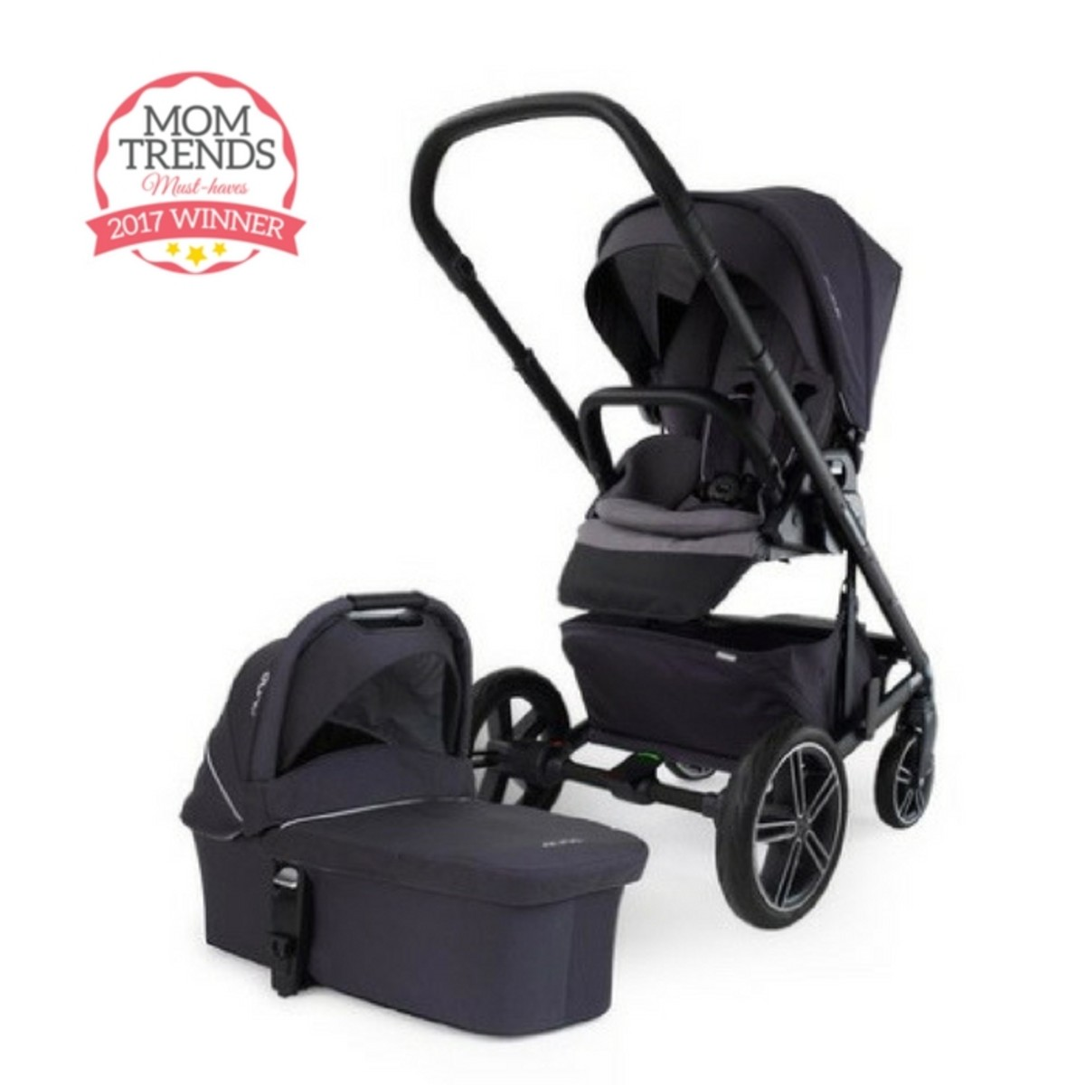 Momtrends Must-Have Nuna MIXX JETT