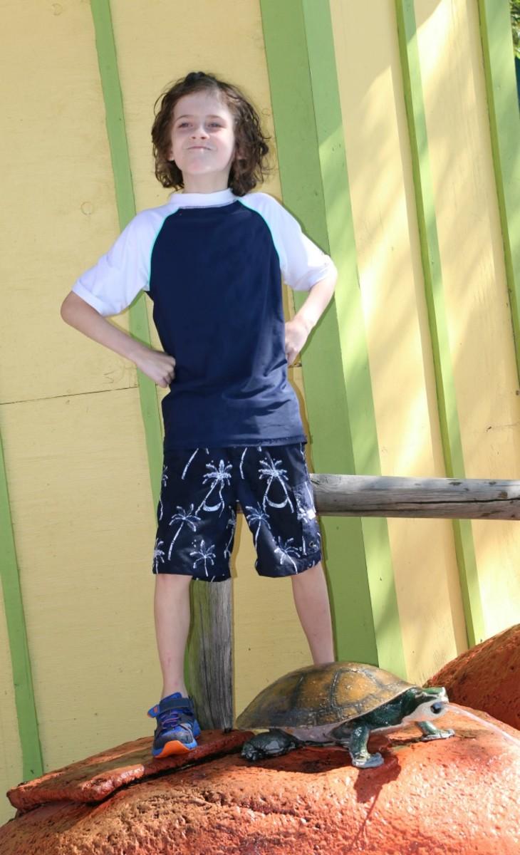 snapper rock swim for boys