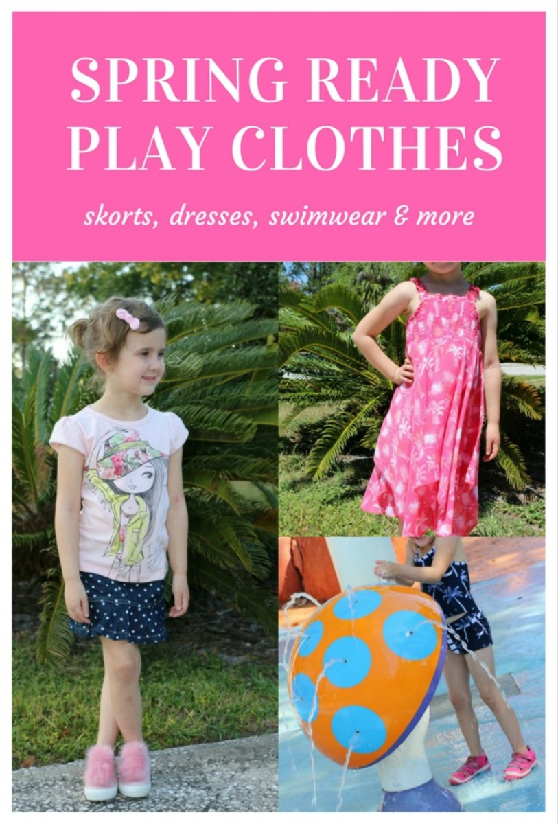 spring ready play clothes