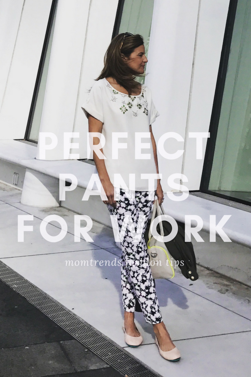 perfect pants for work or play