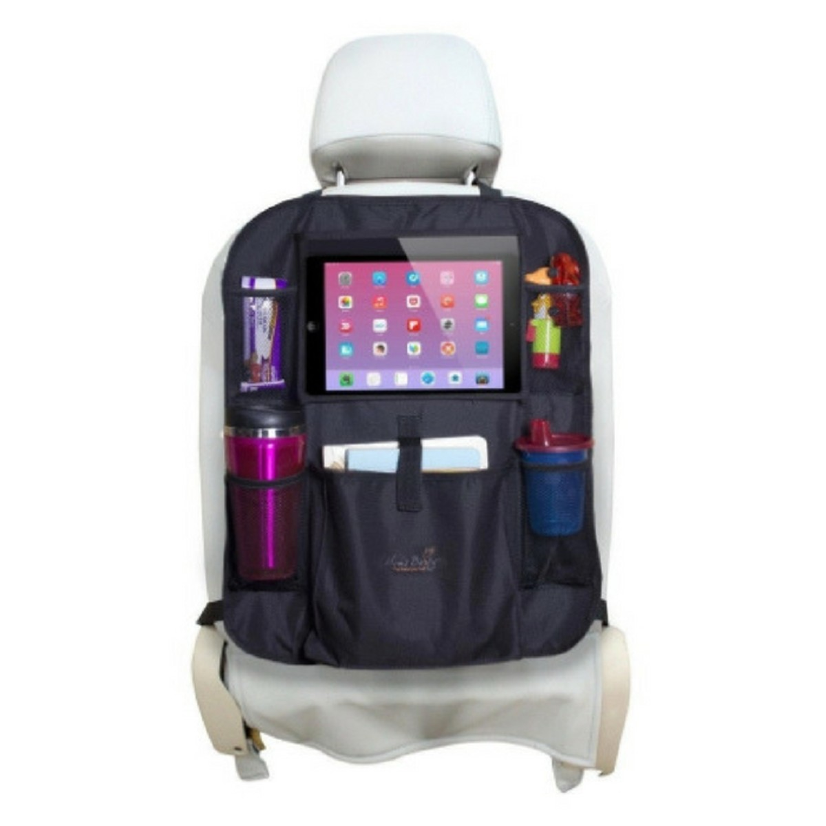 Backseat Organizer with Tablet Holder