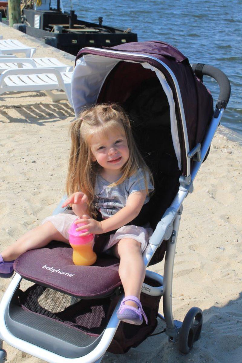 babyhome emotion stroller, lightweight stroller, compact stroller, affordable babyhood stroller