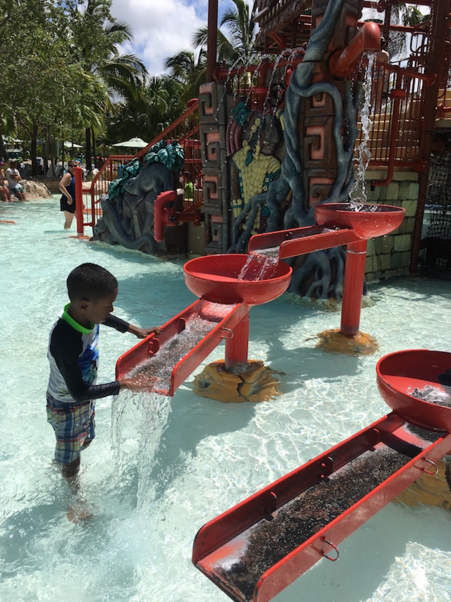 Atlantis Water Play
