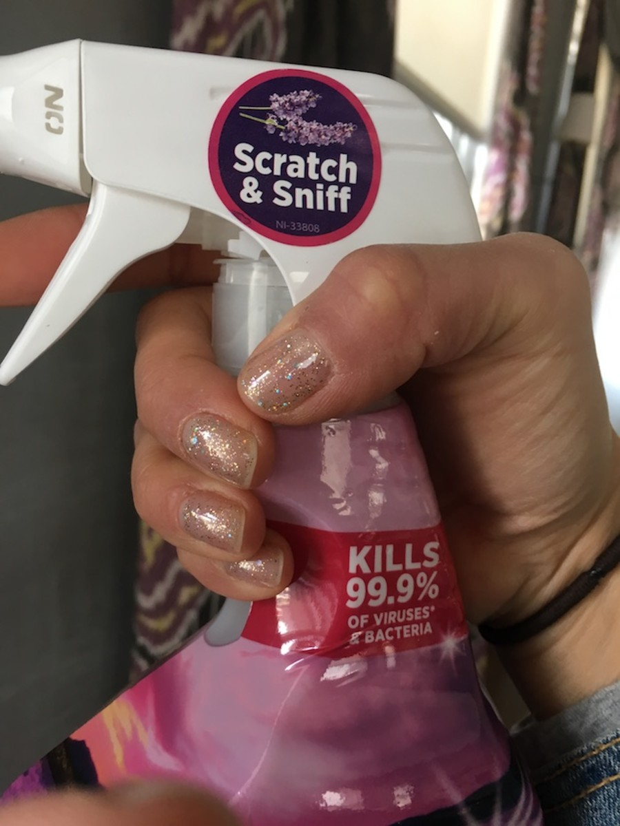 scratch and sniff packaging
