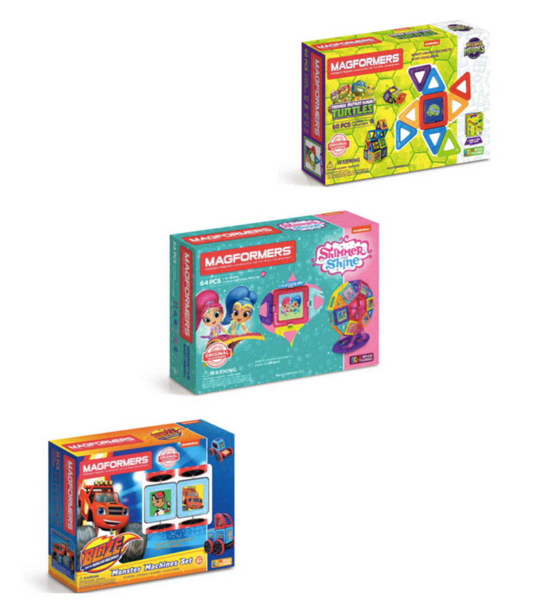 magformers, easter giveaway, easter, gifts for easter, basjet ideas