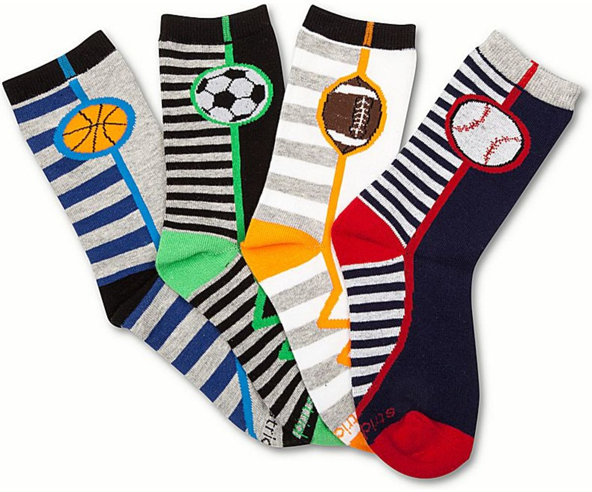 Stride RIte Socks