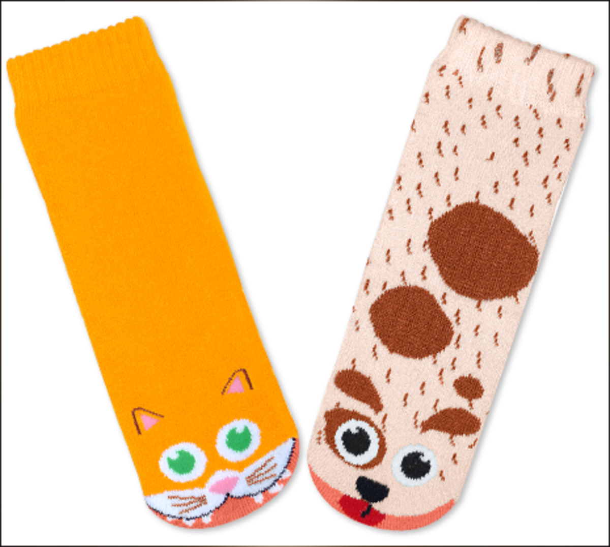 vssocks-girlspack-catdog-front