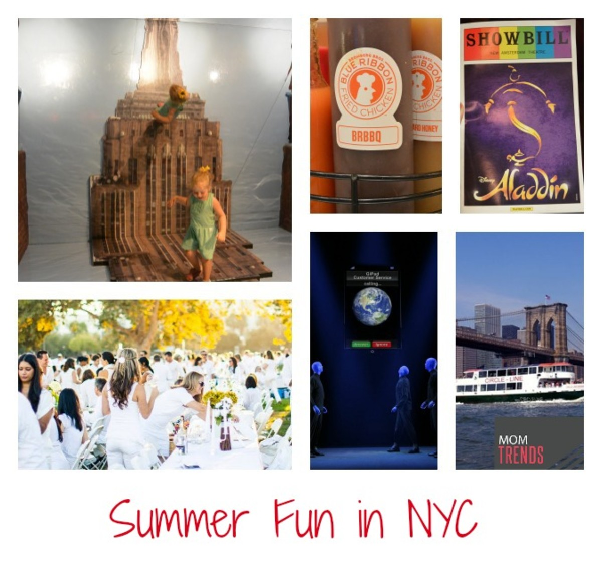 Summer Fun in NYC.