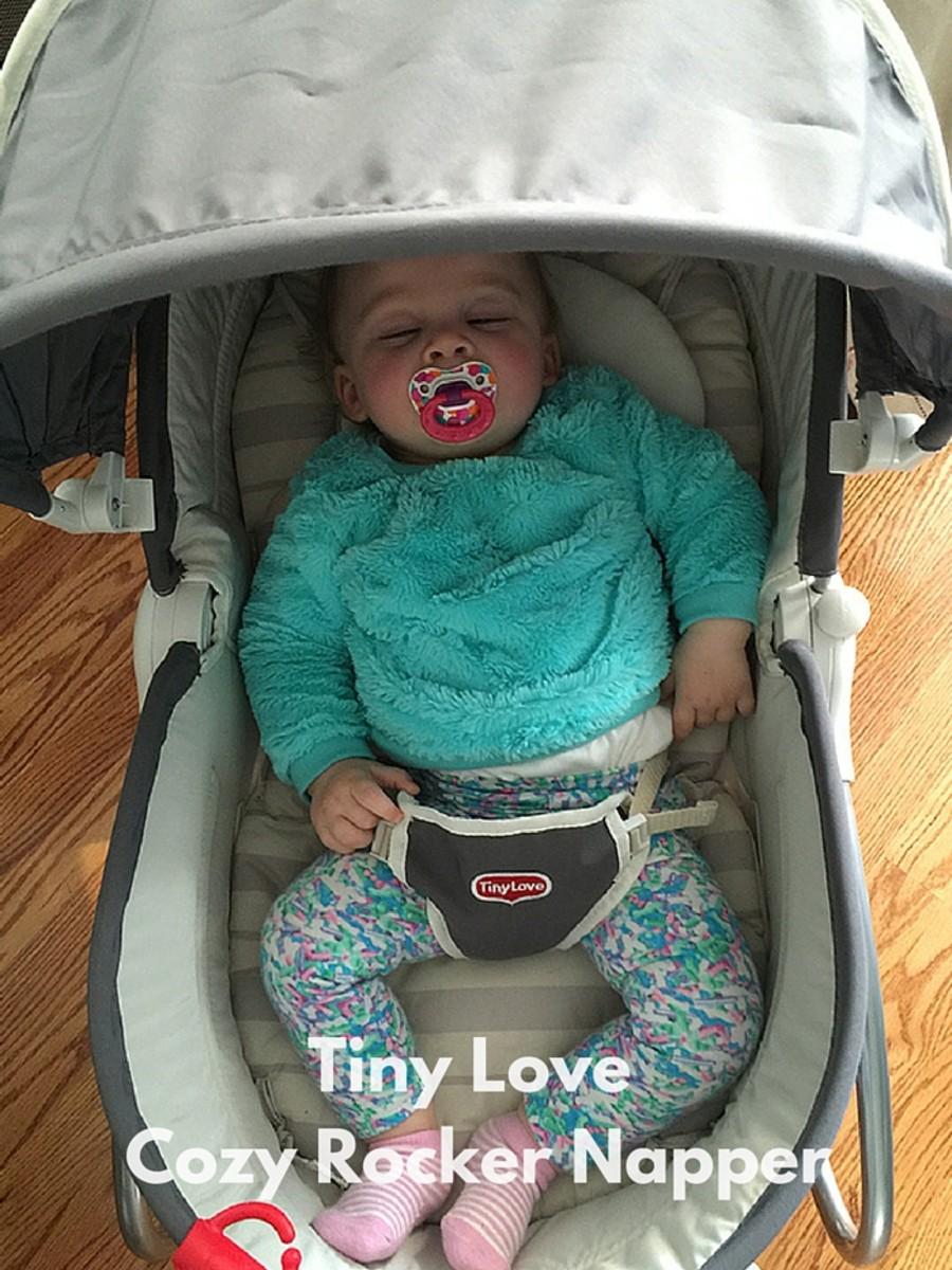 Tiny Love Cozy Rocker Napper