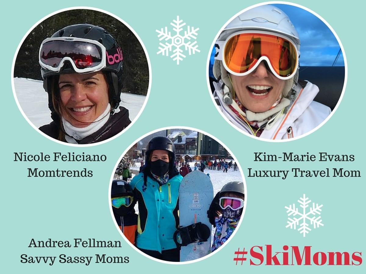#SkiMoms