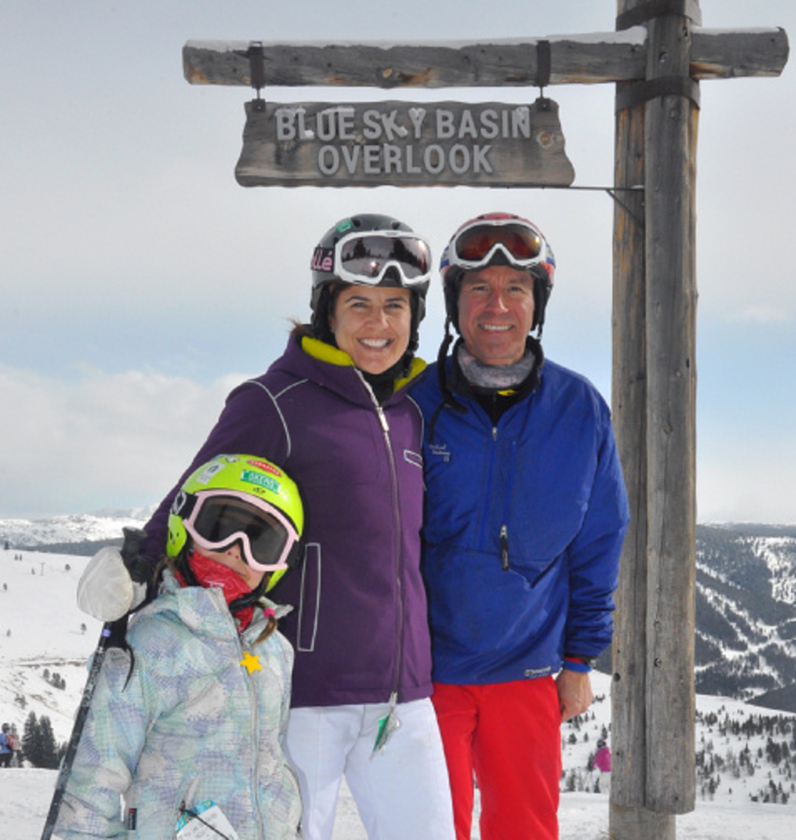 ski vail with kids