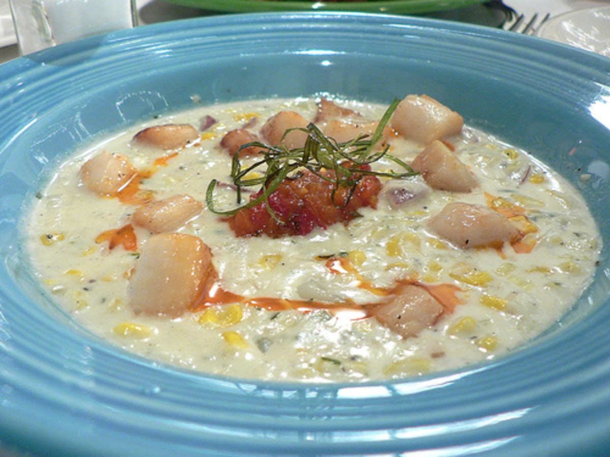 Scallops_corn_chowder