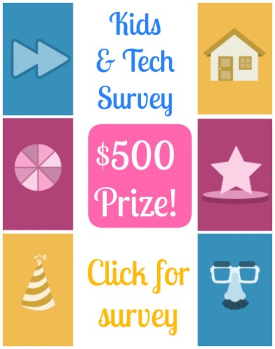 Kids & Tech Survey
