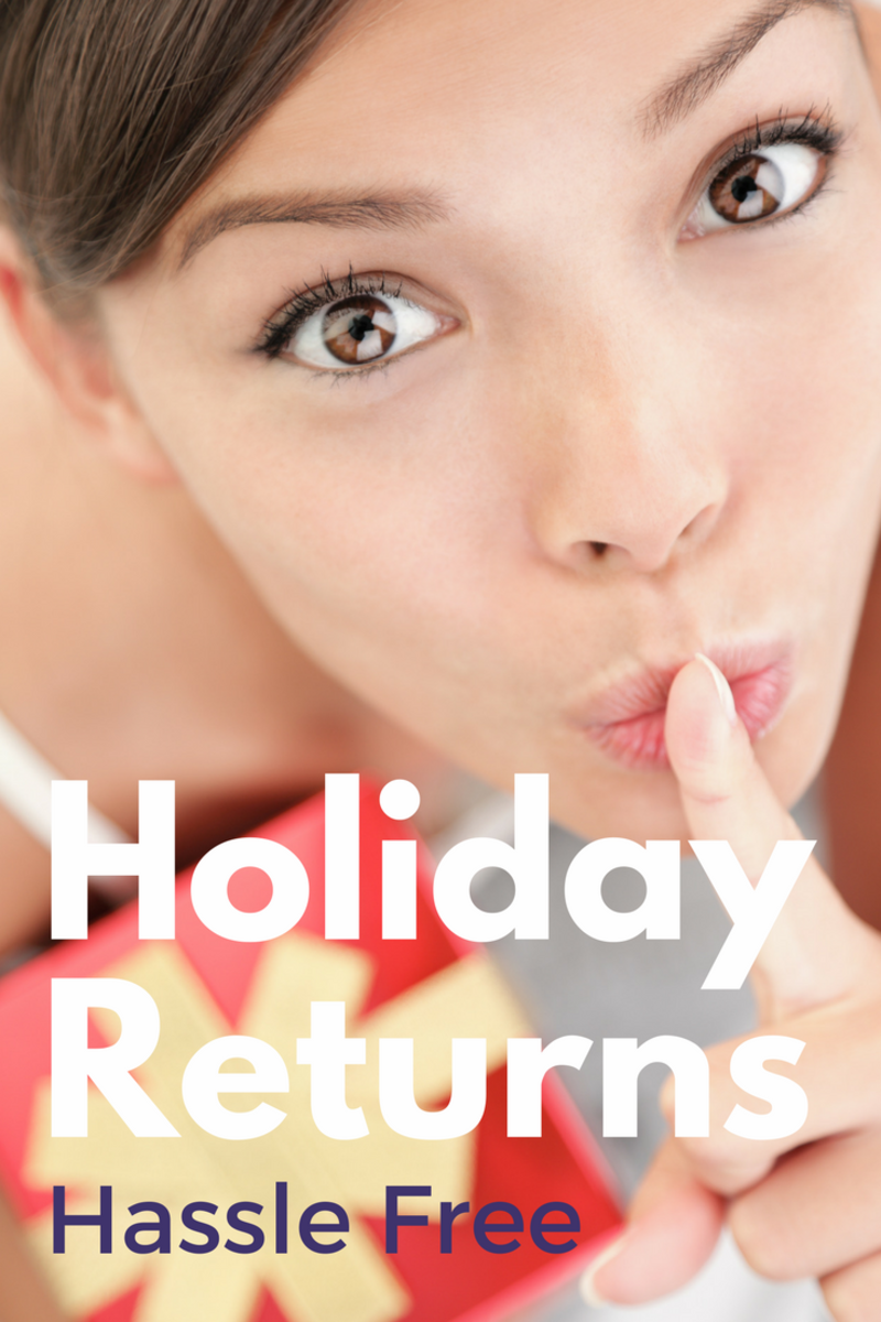 Hassle-free Holiday Returns