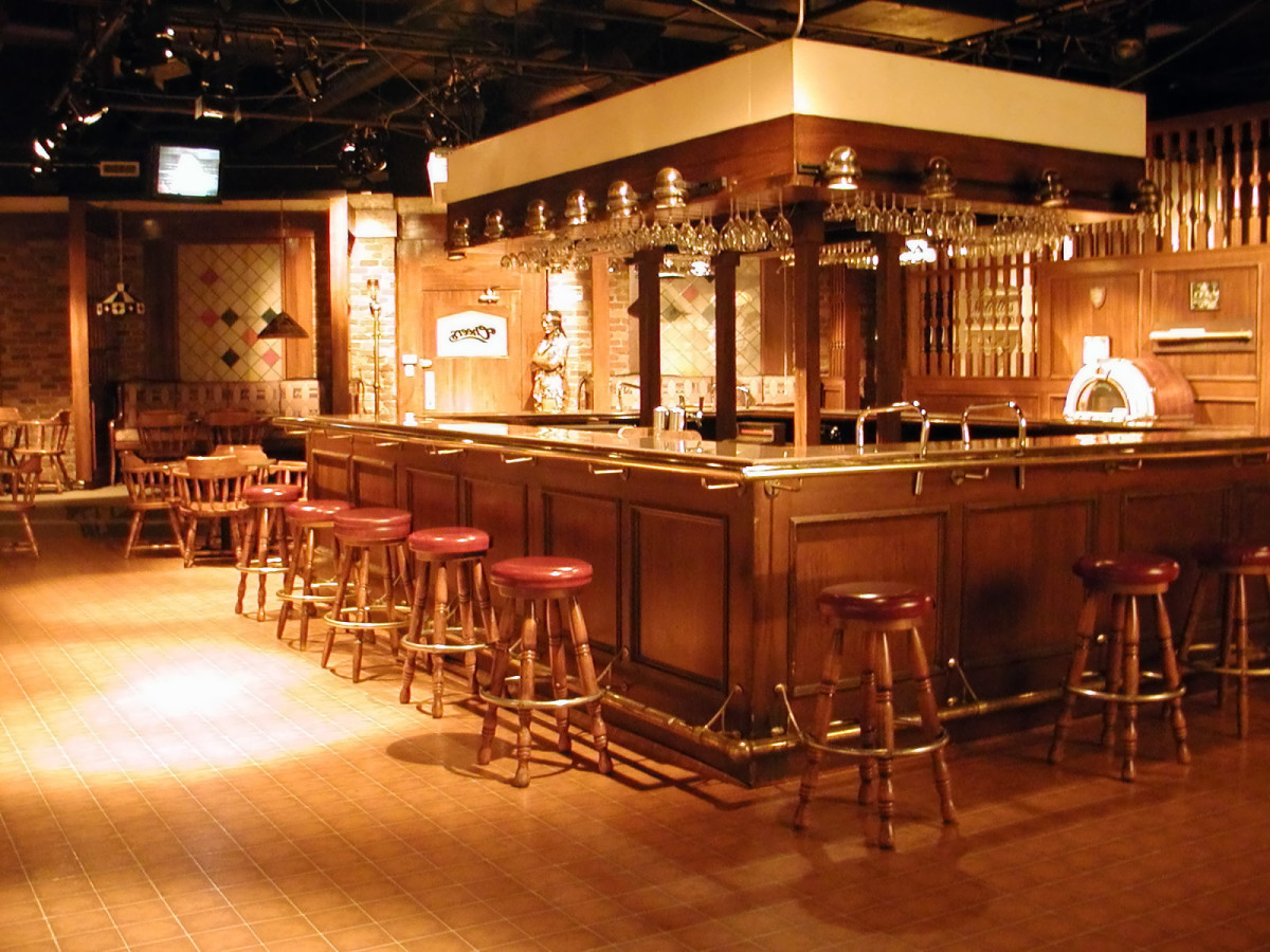 The Bar from Cheers!  NORM!