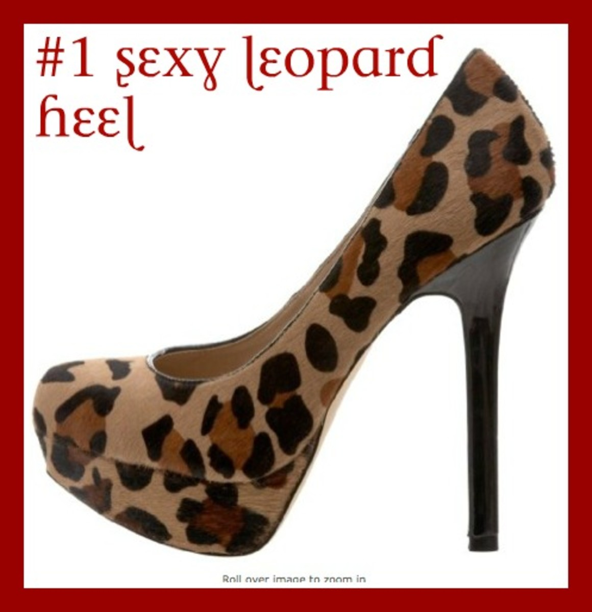 leapoard heels