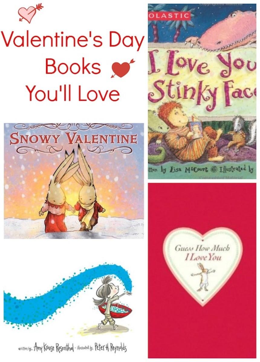 Valentine's Day Books You'll Love
