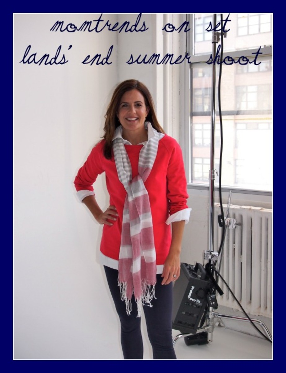 Lands' End Summer Fashion