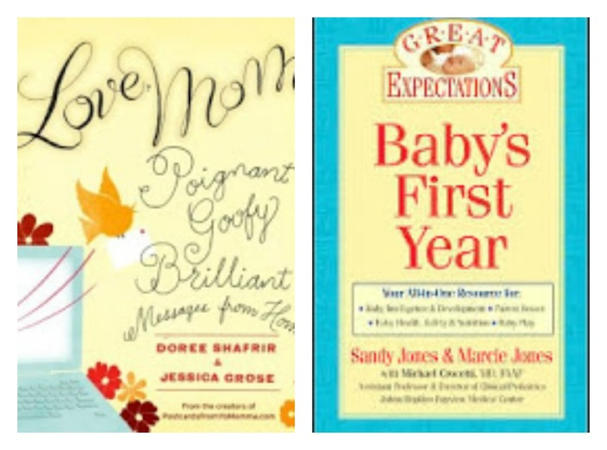 Favorite parenting books