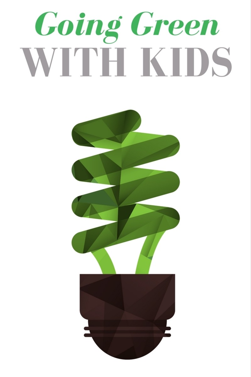 Going Green with Kids