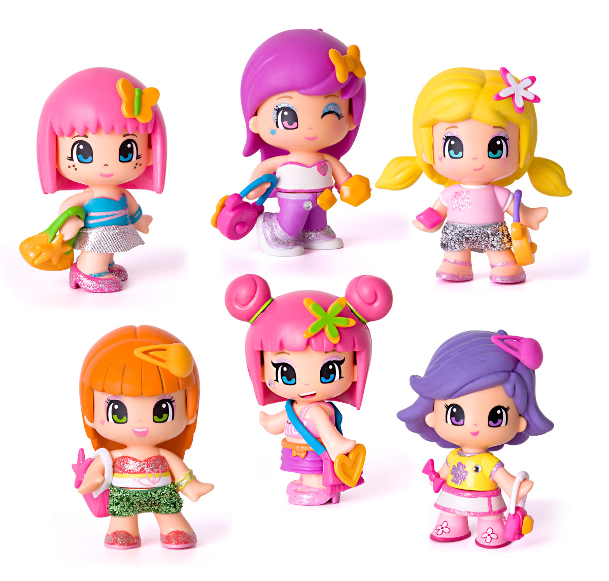 Pinypon all together