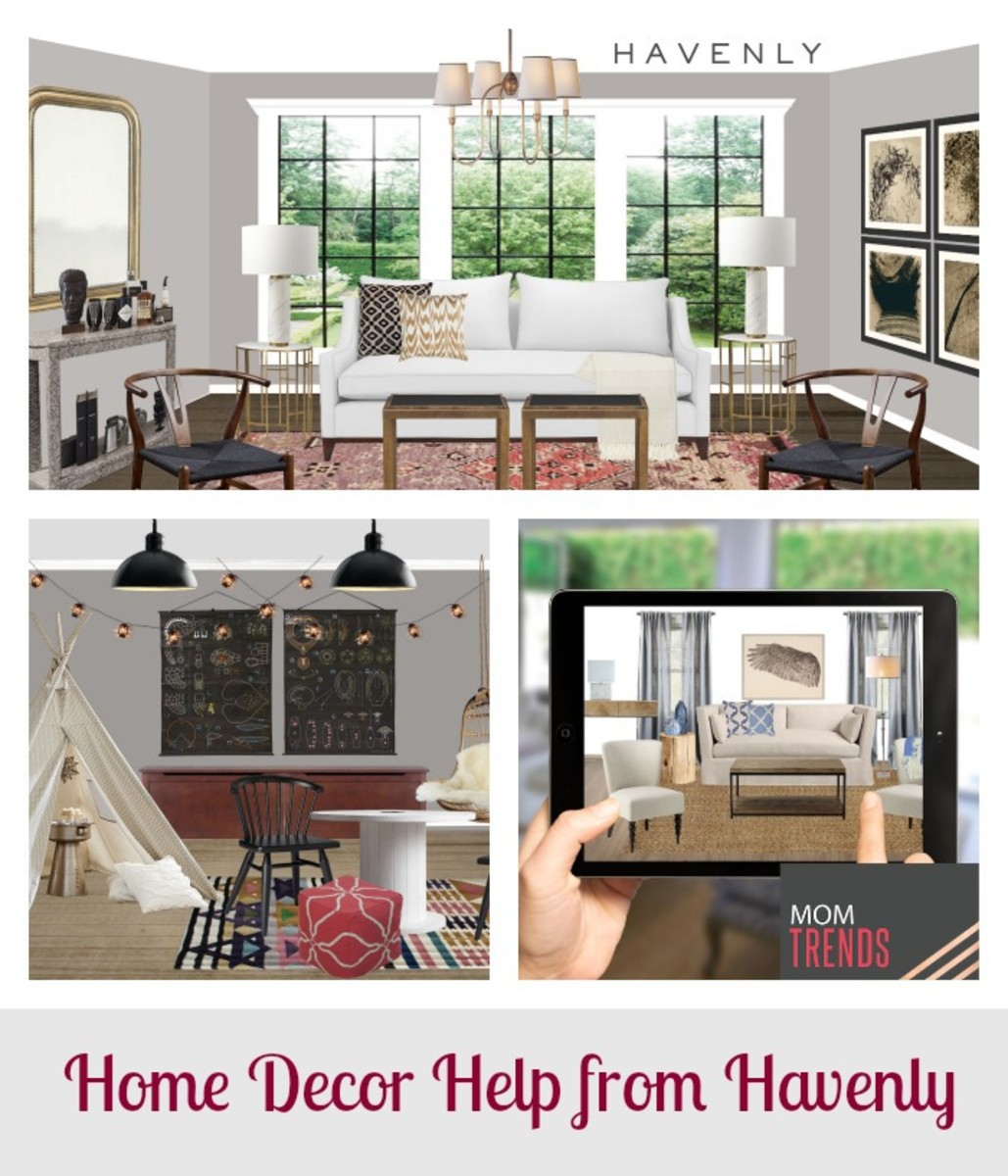 Interior Design Help from Havenly