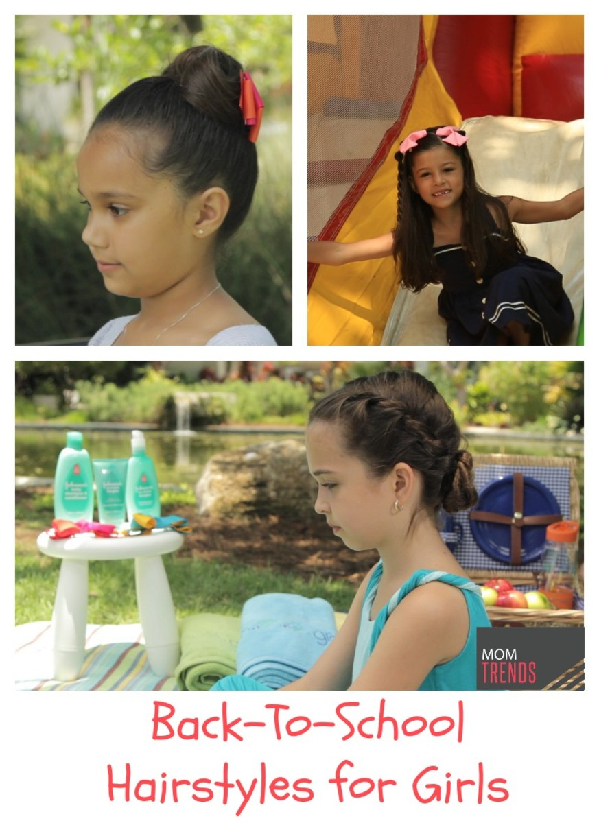 Back-To-School Hairstyles for Girls