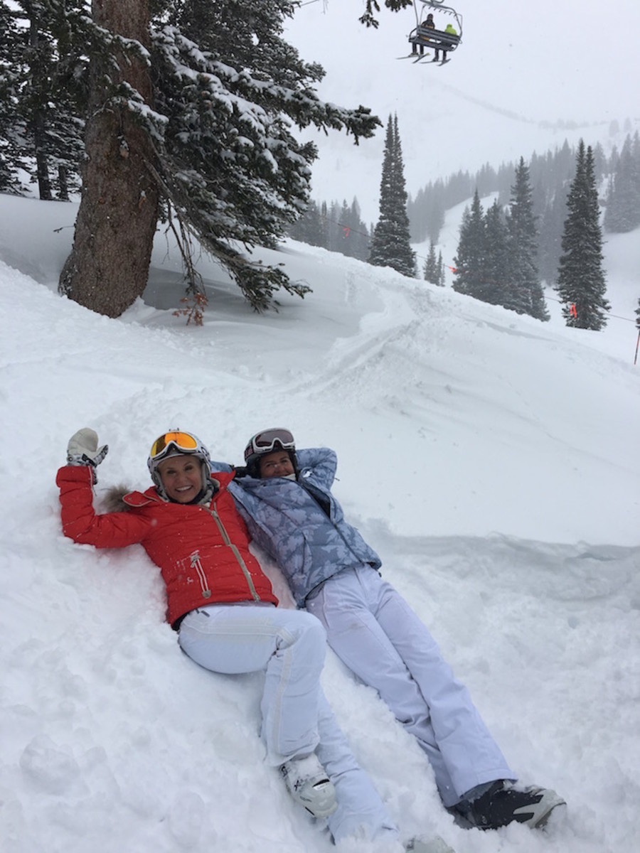 Alta is for Skiers