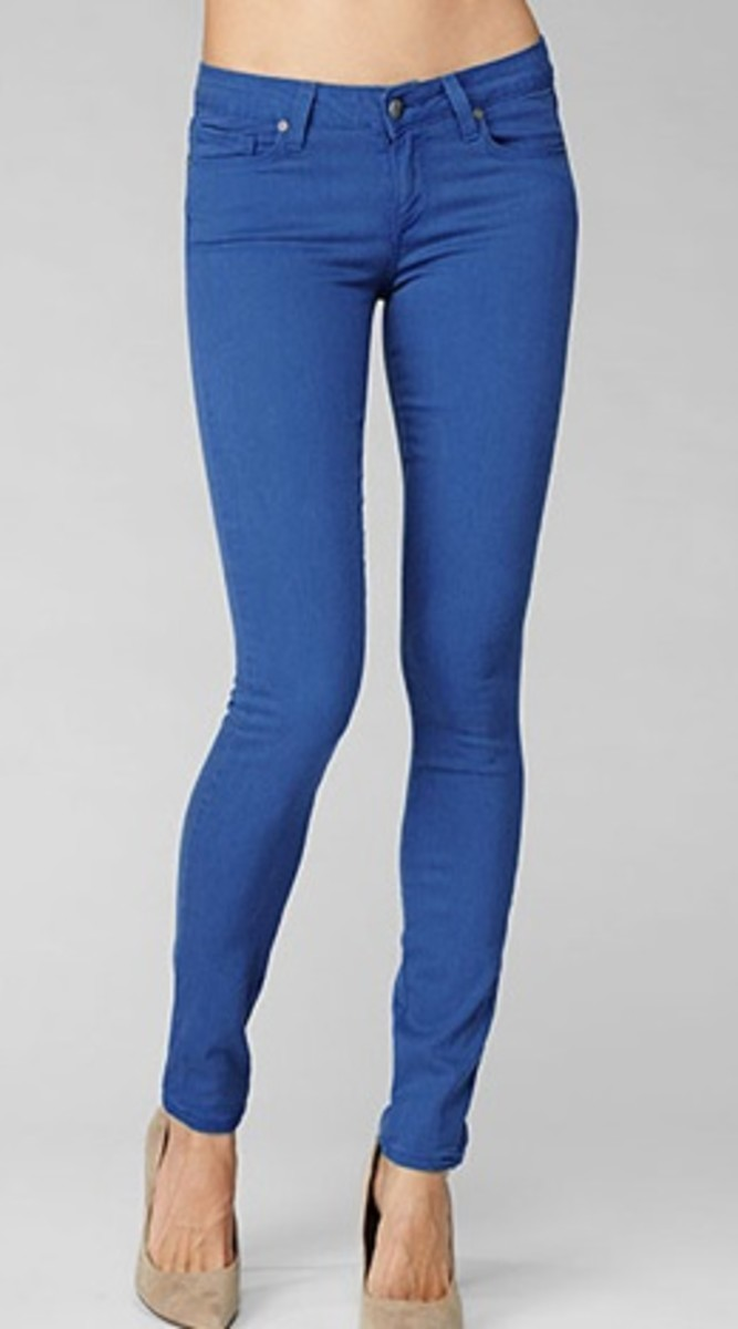 cobalt denim