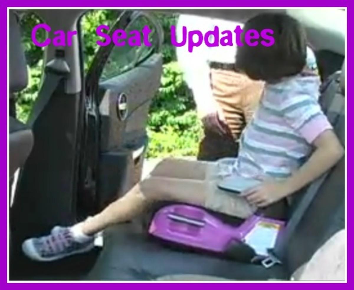 car seat updates