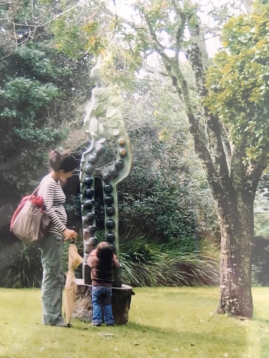 kirstenbosch gardens with kids
