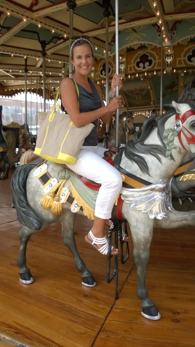 aerosoles on horse