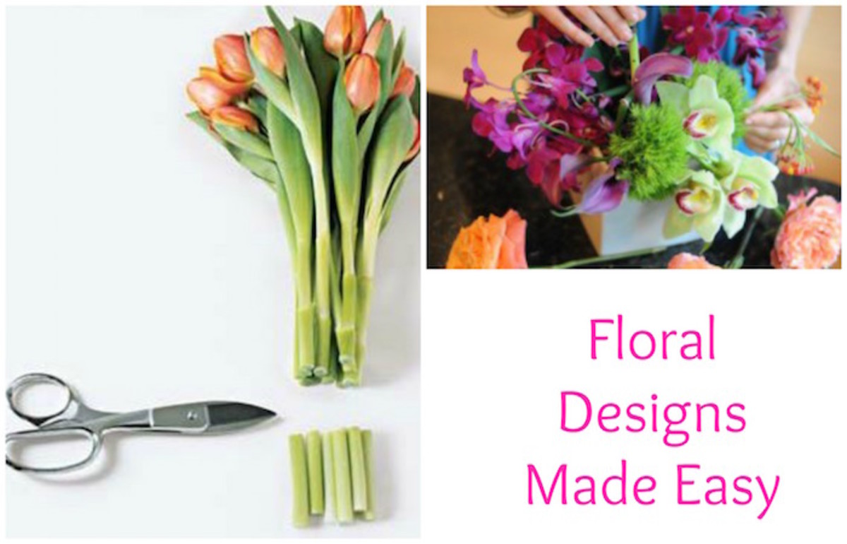 floral designs made easy