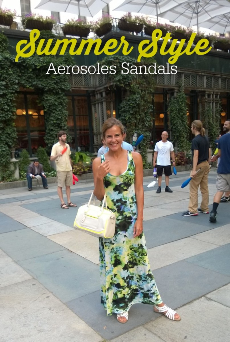 aerosoles sandals for summer