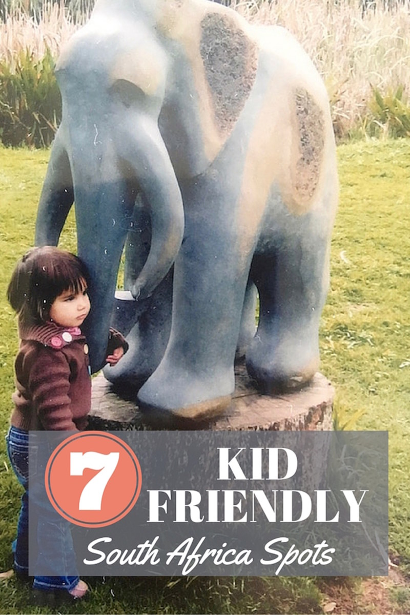 kid-friendly south africa