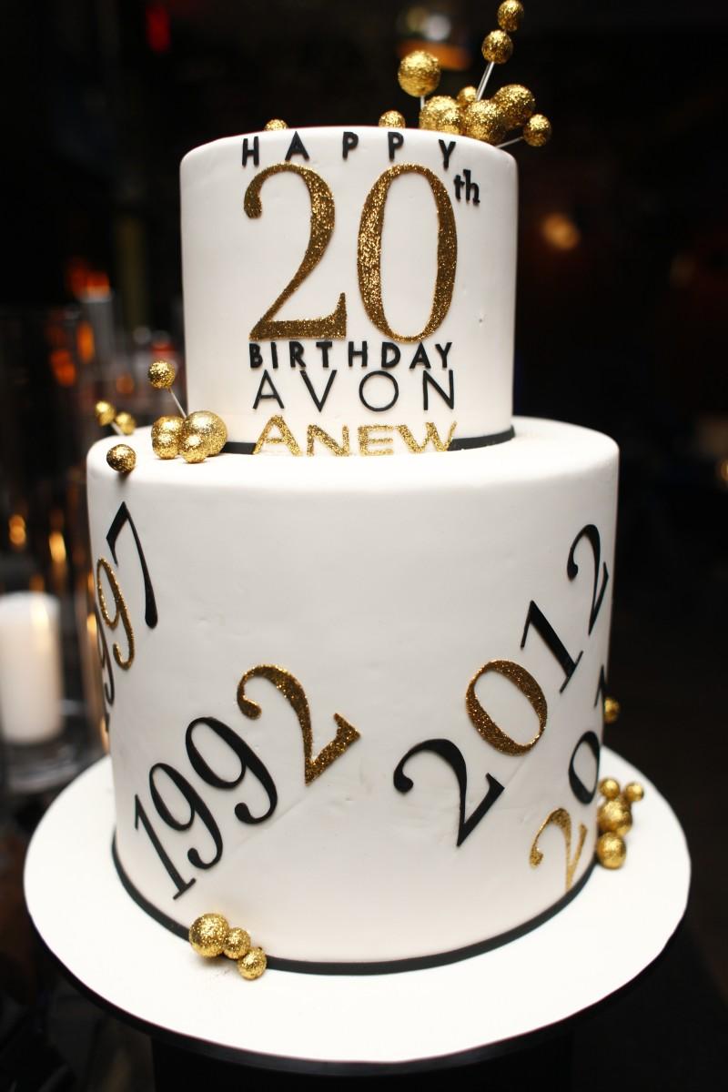 Avon Celebrates ANEW's 20th Birthday