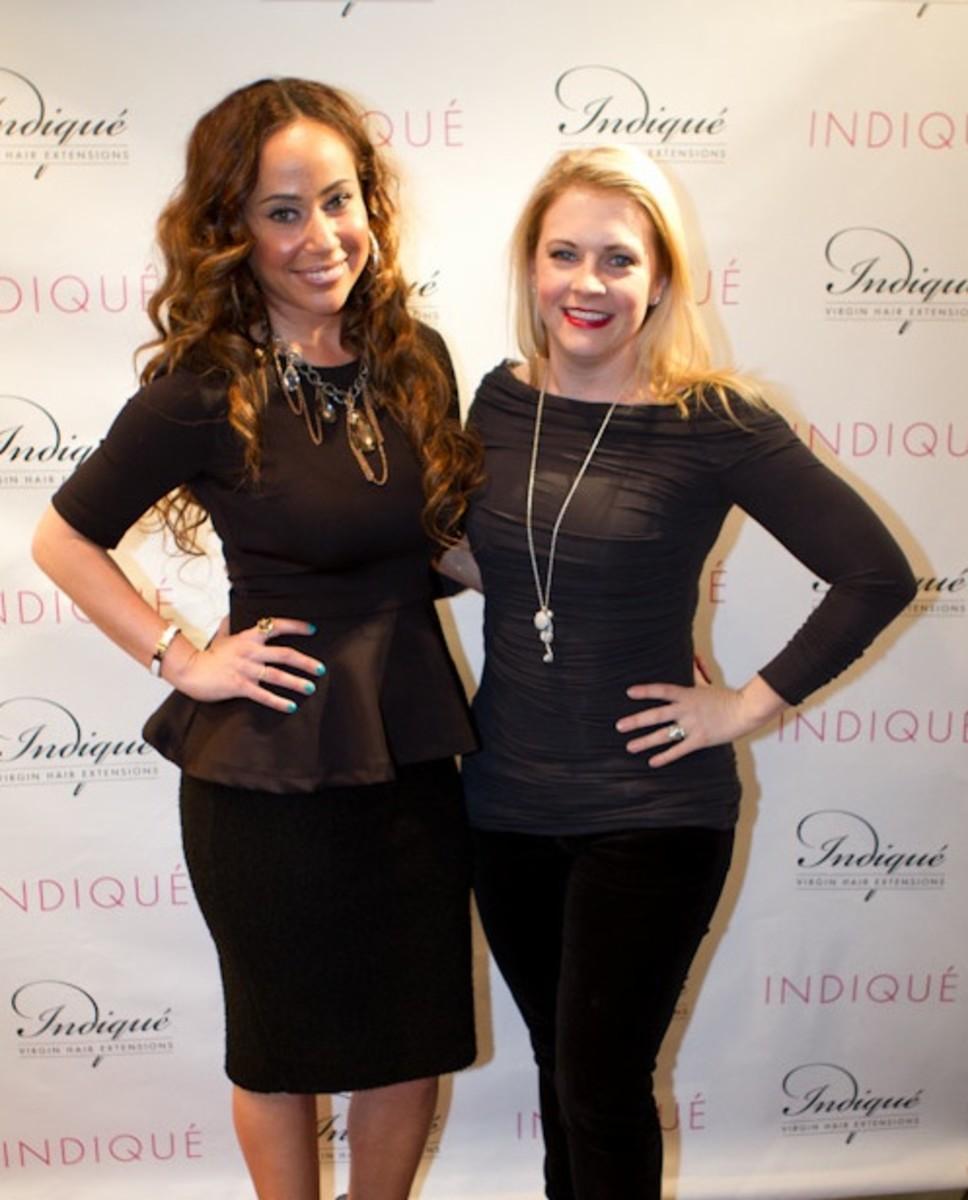 Melissa Joan Hart & Danielle Premone