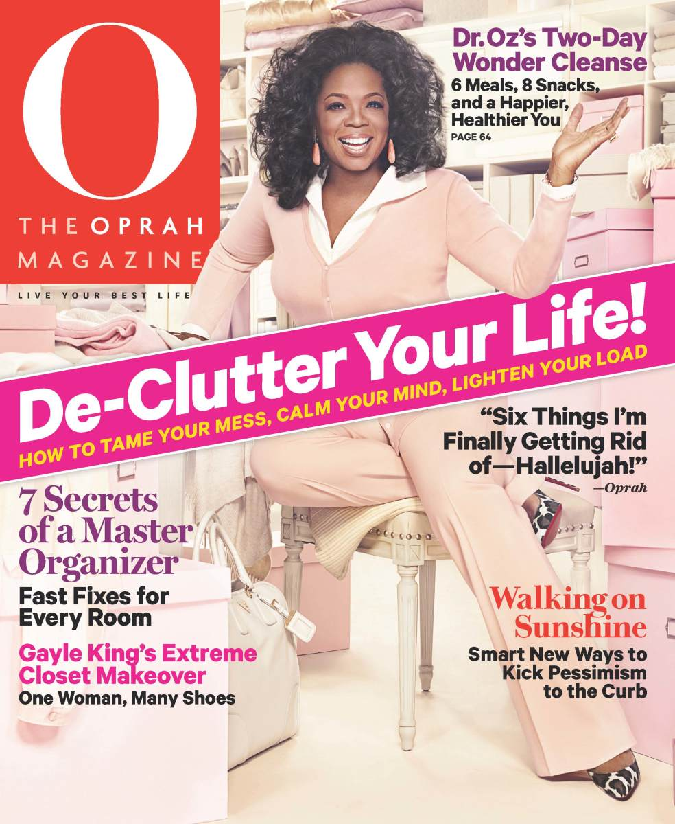 O March 2012 Cover