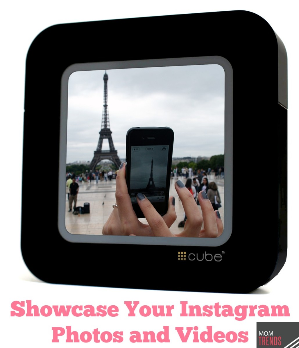 Showcase Your Instagram Photos and Videos with #Cube
