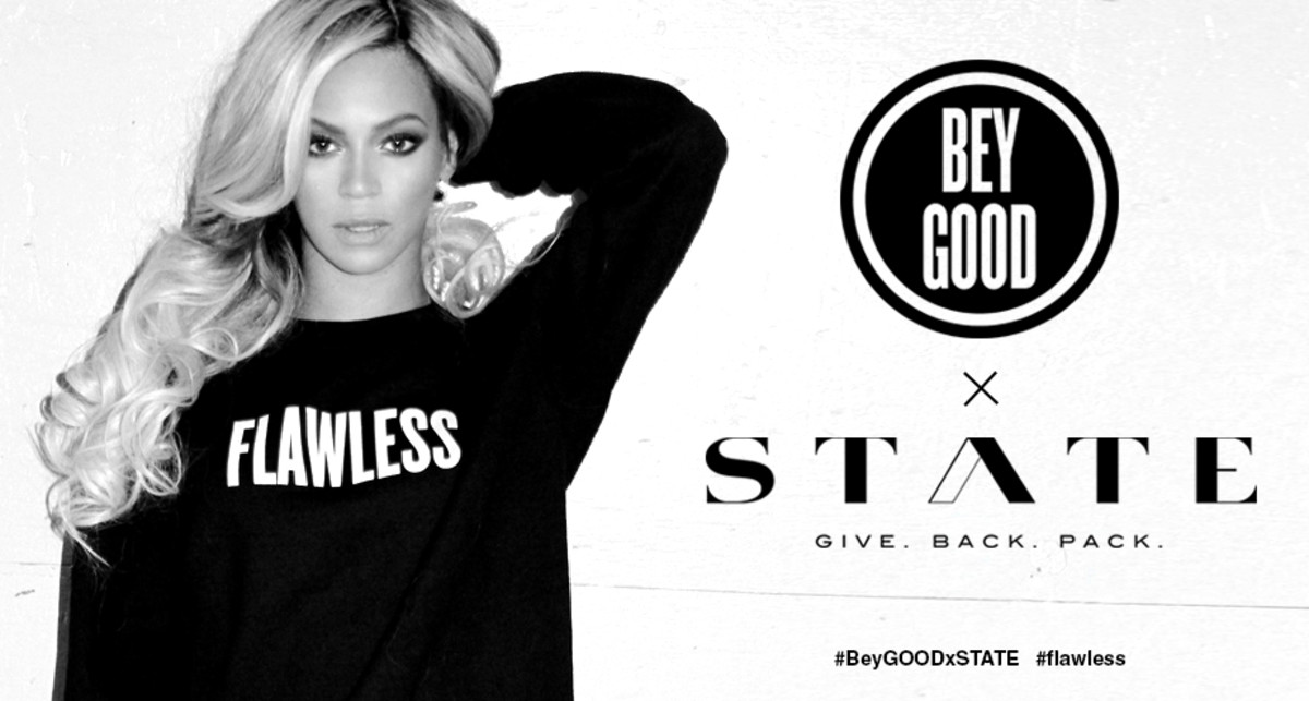 Beyonce for Back to School