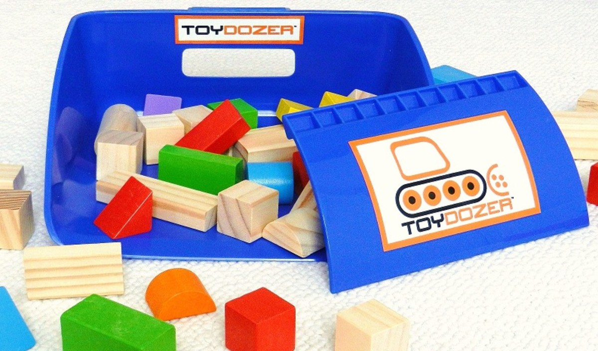 Cleaning Up Toys Made Simple with Toydozer