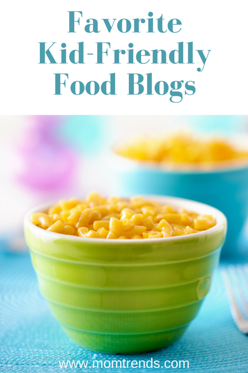 Favorite Kid-Friendly Food Blogs