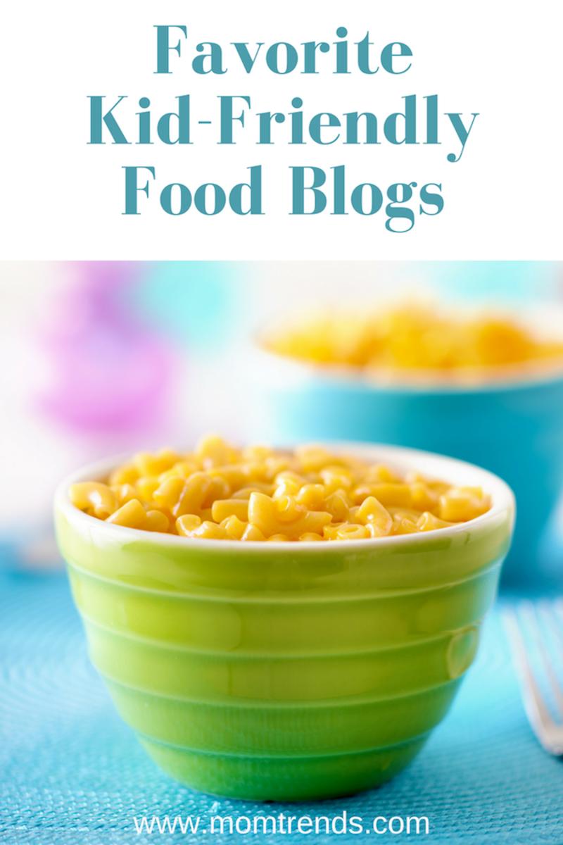 Favorite Kid-Friendly Food Blogs
