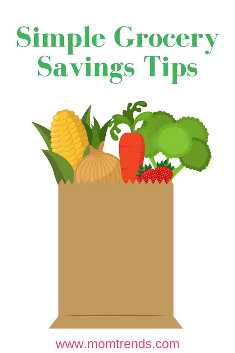 Simple Grocery Store Savings Tips
