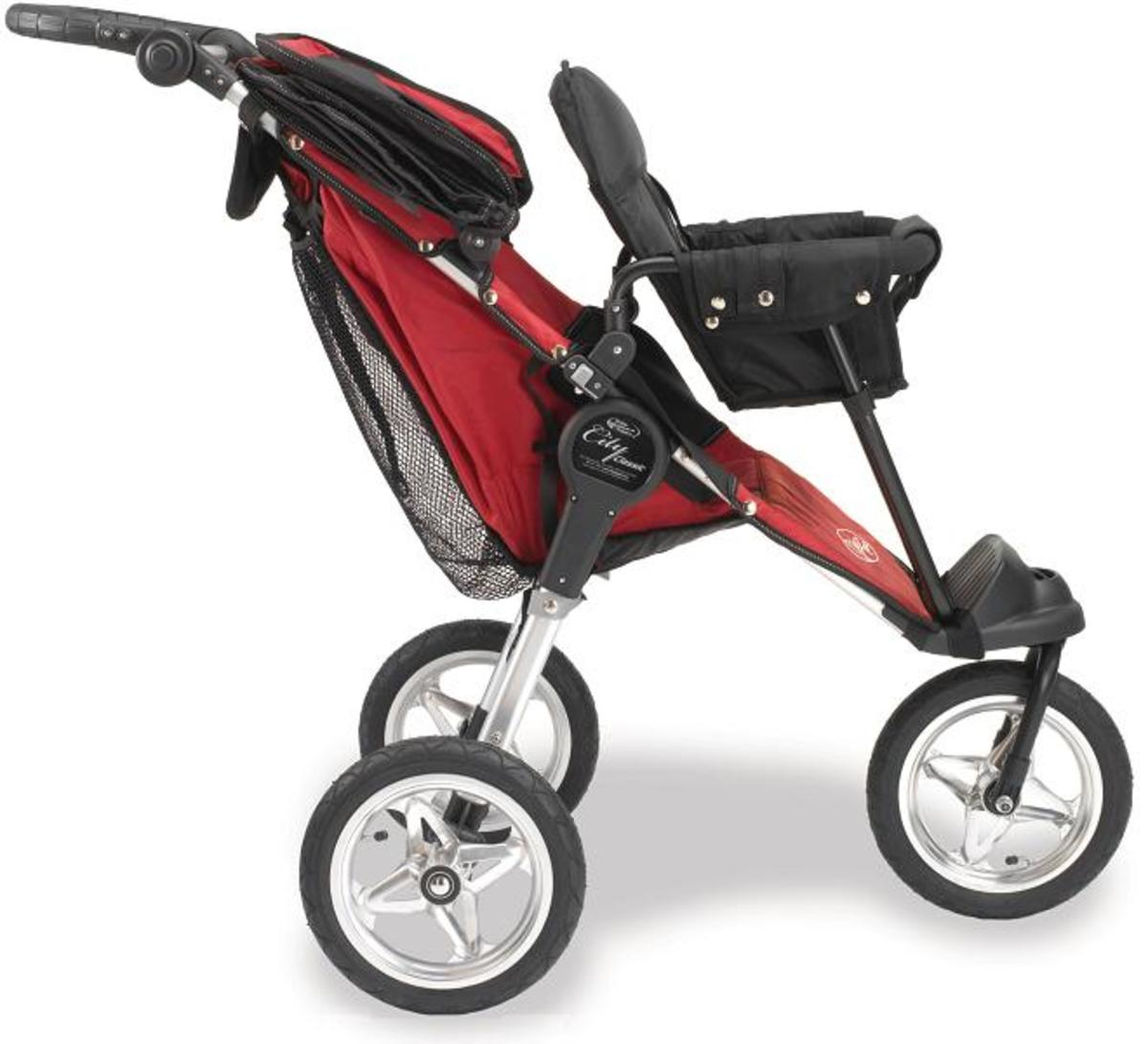Baby Jogger Jump Seats Recalled Due to Injury