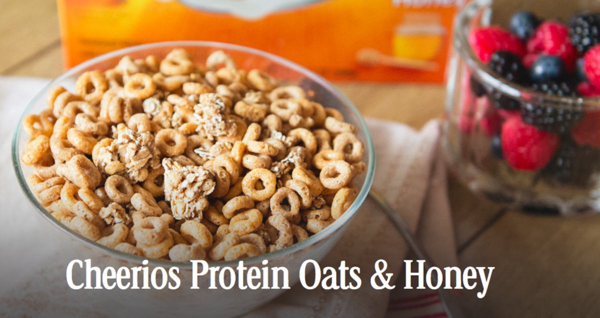 Powered by Oats