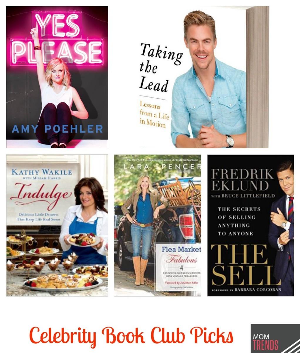Celebrity Book Club Picks